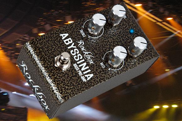Rockbox Abyssinia Bass Preamp 【送料無料】