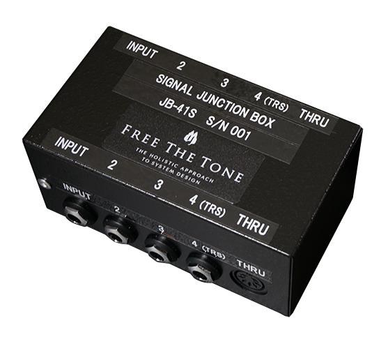 FREE THE TONE フリーザトーンSignal Junction Box JB-41S【送料無料】