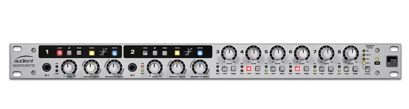 audient asp800 - マイクプリ・ADコンバーター -【 RECORDING PRE AMP 】【 RECORDING EFFECTOR 】【送料無料】