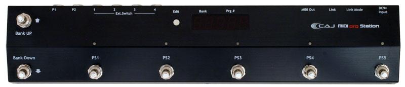 CAJ MIDI PRG Station 【送料無料】
