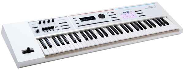シンセサイザー キーボード ローランド 61鍵盤Roland JUNO-DS61W【送料無料】