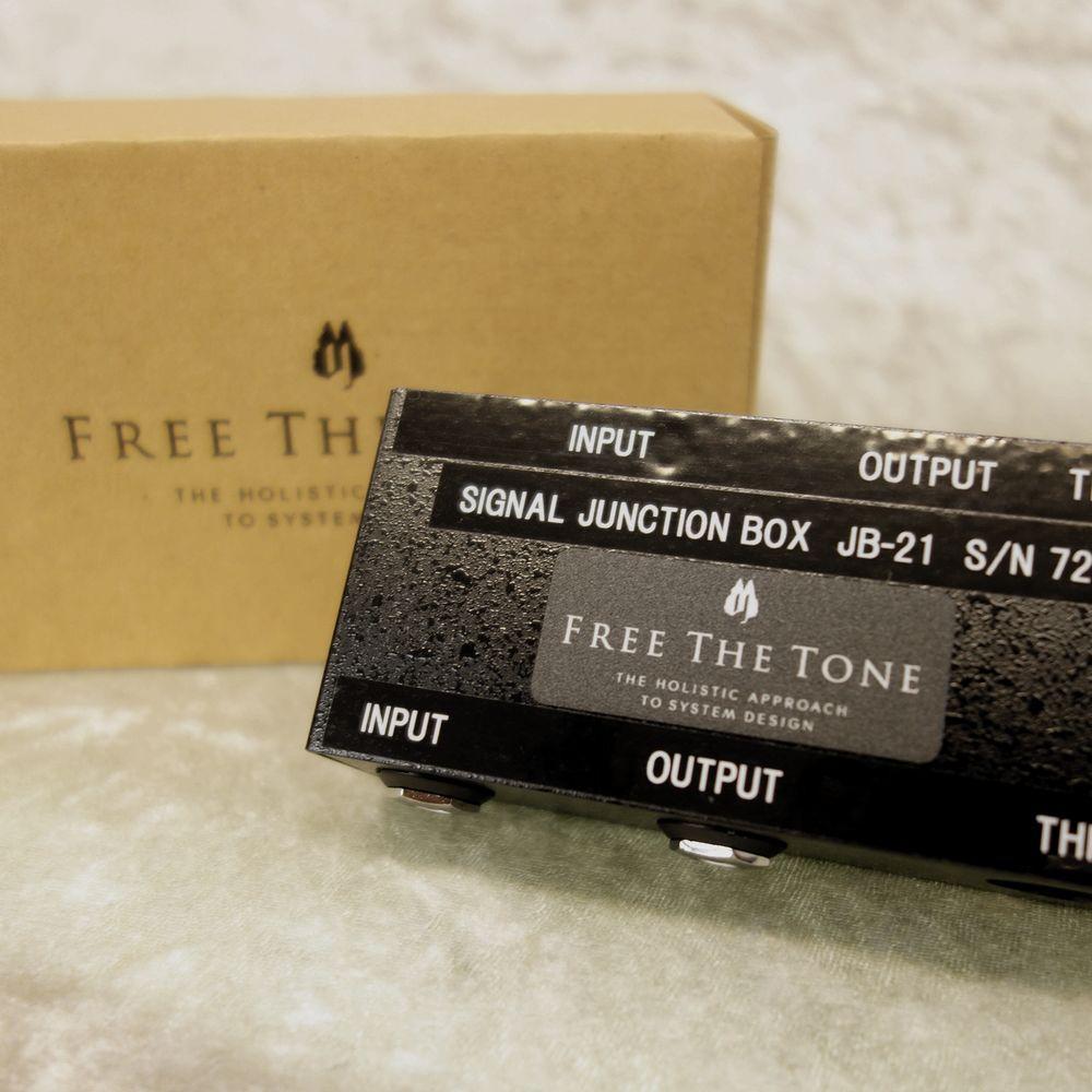 Free The Tone フリーザトーン JB-21 Signal Junction Box