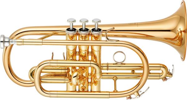 人気 ヤマハ コルネット 吹きやすさに加えゴールドブラスベル採用による 幅のある豊かな音色が魅力の一本です スタンダード 爆安プライス 送料無料 YCR-4330Gll YAMAHA