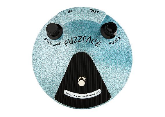 Jim Dunlop JHF1 Jimi Hendrix™ Fuzz Face®【送料無料】