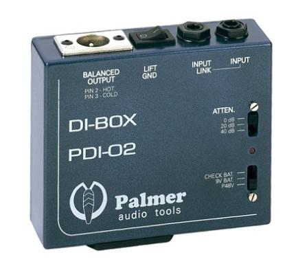Palmer PDI-02 Active DI 【送料無料】