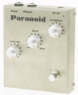 Musician Sound Design Paranoid【送料無料】