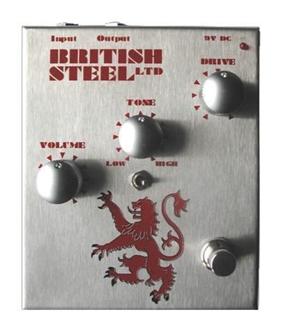 Musician Sound Design British Steel LTD【送料無料】