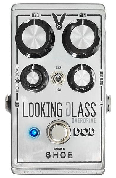 DigiTech DOD Looking Glass Overdrive (ルッキング・グラス) エフェクター 【正規輸入品】【送料無料】