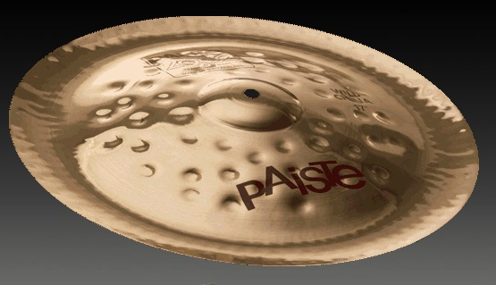 Paiste パイステ/シンバル 2002 Wild China 19″【送料無料】