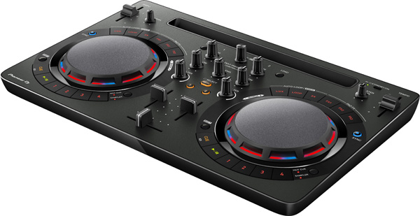 Pioneer DJ パイオニア DDJ-WeGO4-K - DJ CONTROLLER -【送料無料】