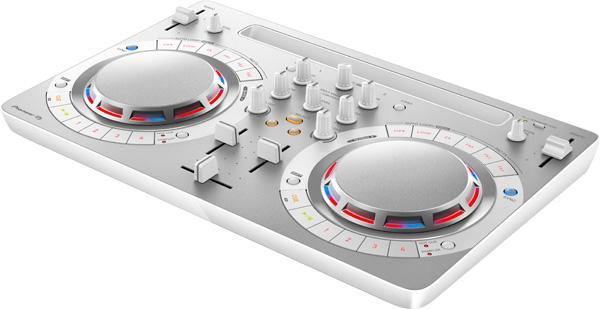 Pioneer DJ パイオニア DDJ-WeGO4-W - DJ CONTROLLER -【送料無料】【次回6月中旬入荷予定 ご予約受付中】