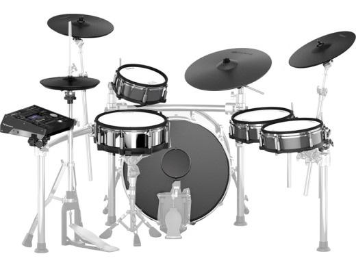 電子ドラム ローランド Roland V-Drums TD-50KV with KD-A22(画像のMDS-50KV、ハイハットスタンド、スネアスタンド、ペダル、22インチ・バスドラム・シェルは別売りになります。)【送料無料】