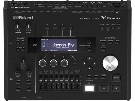 電子ドラム ローランド Roland V-Drums TD-50 音源モジュール【送料無料】
