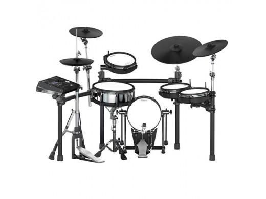 電子ドラム ローランド Roland V-Drums TD-50K-S Premium w/MDS-50K【送料無料】