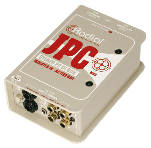 Radial JPC【国内正規輸入品】【送料無料】