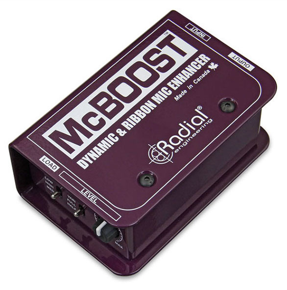 Radial McBoost 【送料無料】 【国内正規輸入品】