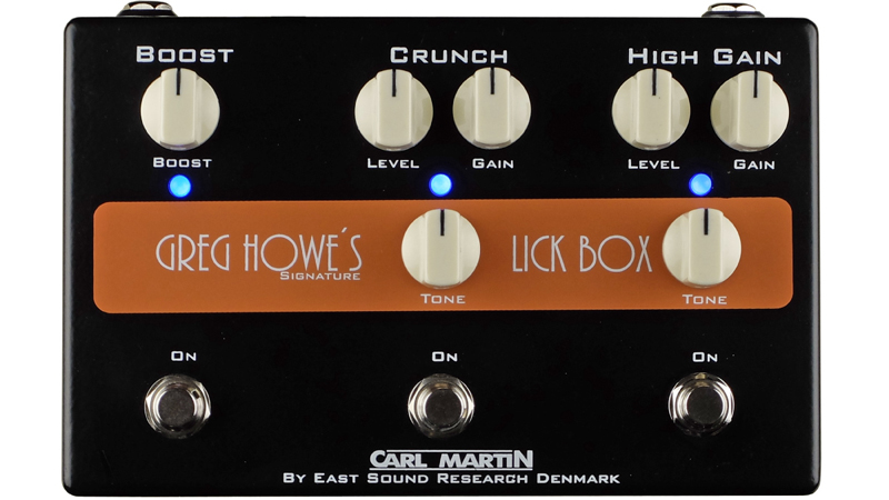 Carl Martin GREG HOWE'S LICK BOX 【送料無料】