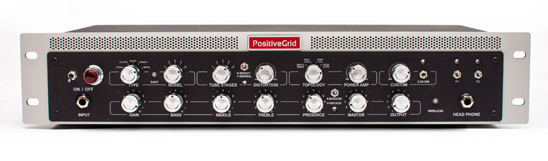 Positive Grid BIAS Rack AMP MATCH AMPLIFIER【送料無料】