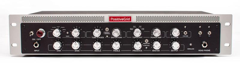 Positive Grid BIAS Rack AMP MATCH AMPLIFIER【送料無料】