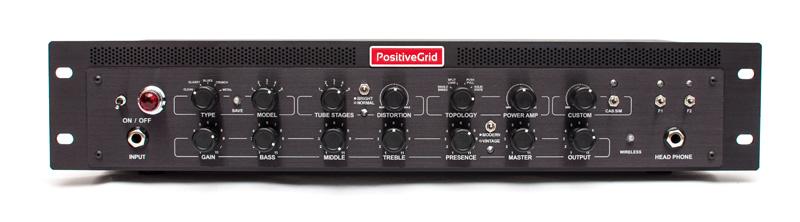 Positive Grid BIAS Rack Processor AMP MATCH AMPLIFIER【送料無料】