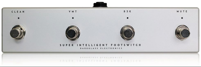 DARKGLASS ELECTRONICS Super Intelligent Footswitch【送料無料】