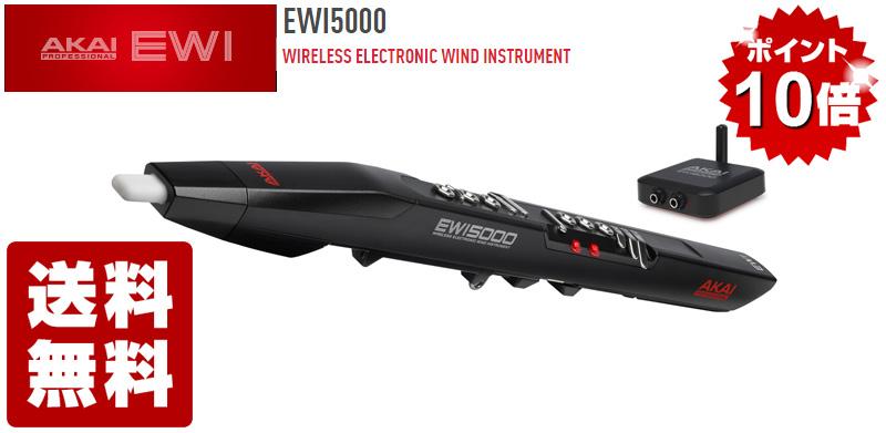 AKAI professional EWI5000 ウインドシンセ【送料無料】