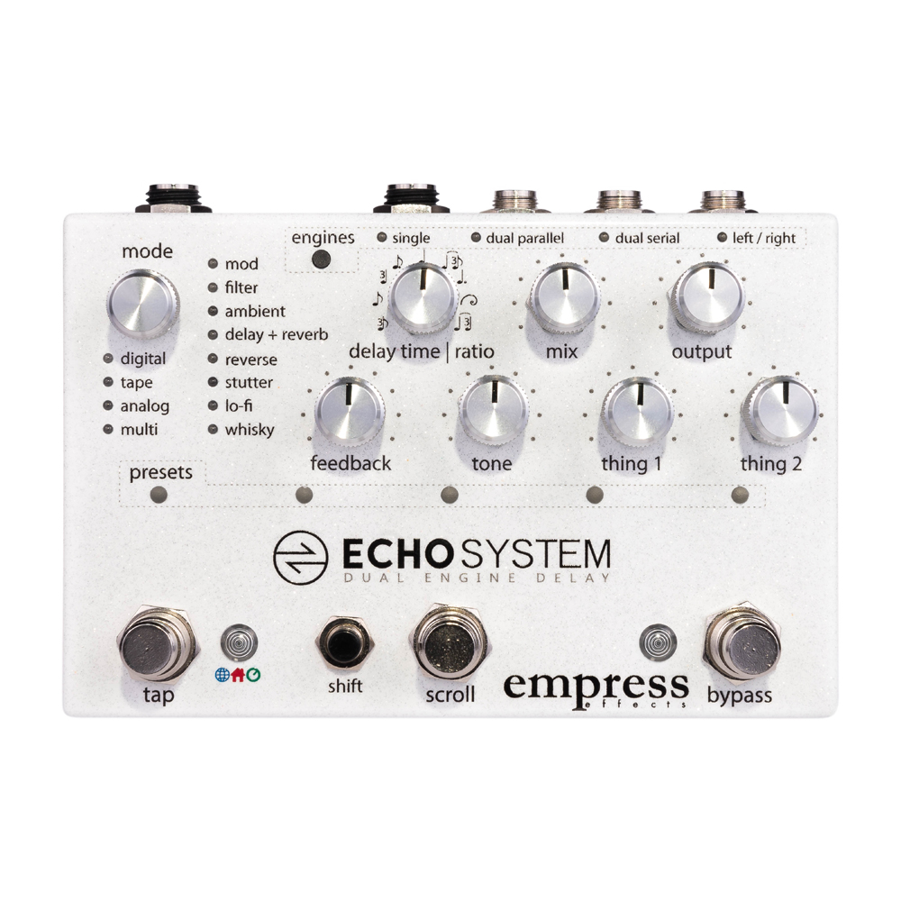 Empress Effects Echosystem【送料無料】