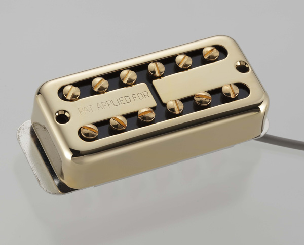TV Jones / Ray Butts Ful-Fidelity Filter'Tron - PAF Cover Neck / Gold【送料無料】