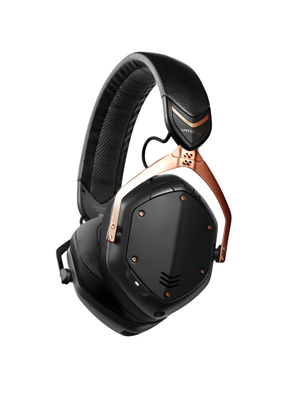 V-MODA ヘッドホン Crossfade II Wireless ROSE GOLD (XFBT2-RGOLDB) 【送料無料】