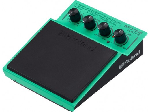 Roland SPD::ONE ELECTRO Percussion Pad【送料無料】