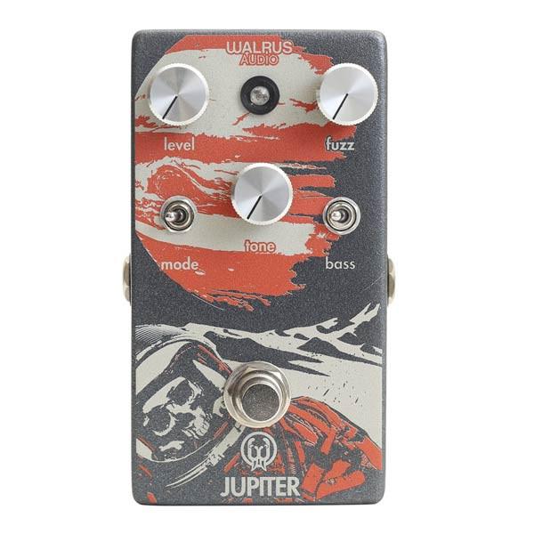 Walrus Audio JUPITER V2 Multi-Clip Fuzz【送料無料】