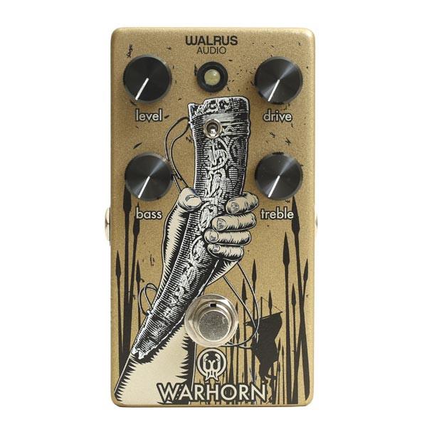 Walrus Audio WARHORN Mid-Range Overdrive【送料無料】
