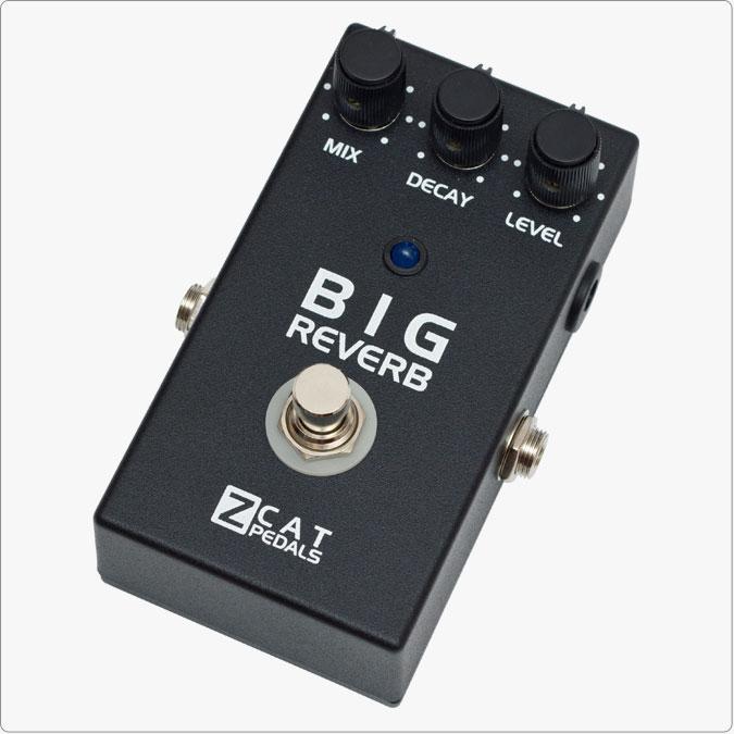 ZCAT PEDALS Big Reverb TI【送料無料】