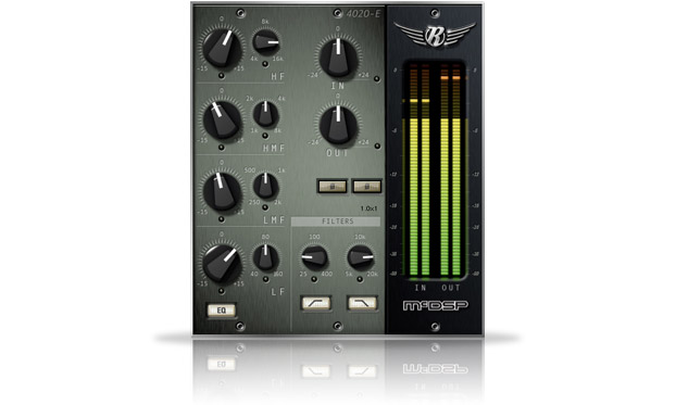 MCDSP 4020 Retro EQ Native v6【送料無料】【ダウンロード販売】