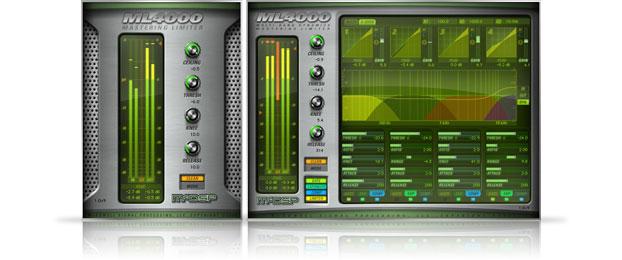 MCDSP ML4000 Native v6【送料無料】【ダウンロード販売】