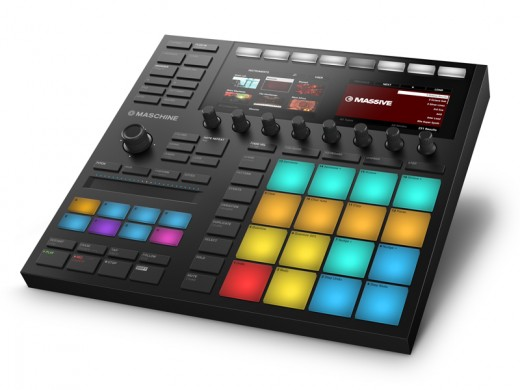 Native Instruments MASCHINE MK3【送料無料】