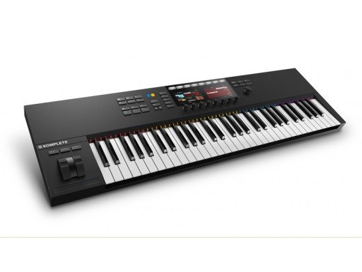 Native Instruments KOMPLETE KONTROL S61 MK2 61鍵盤【送料無料】