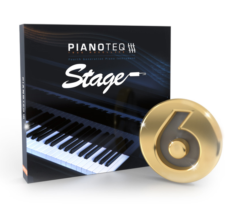 Modartt Pianoteq 6 Stage MODPT6STA 【送料無料】