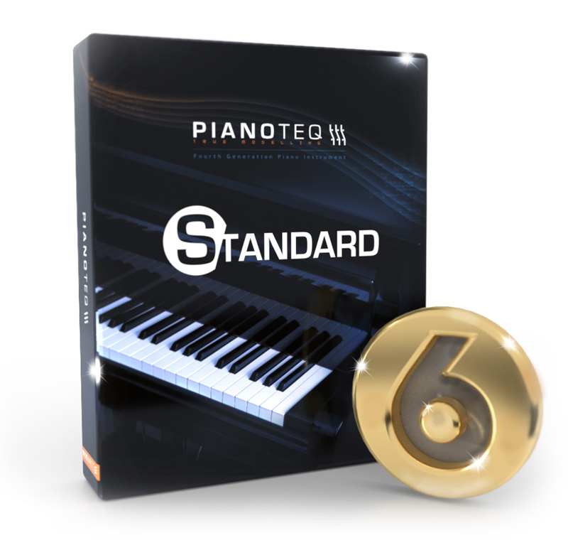 Modartt Pianoteq 6 Standard MODPT6 【送料無料】