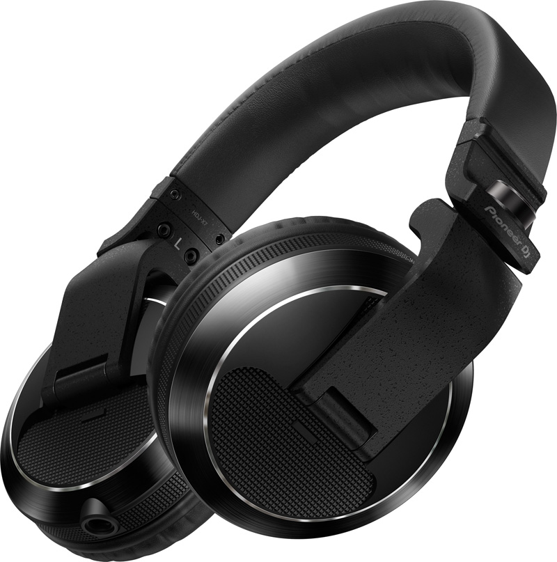 Pioneer DJ パイオニア ヘッドホン HDJ-X7-K(ブラック)【送料無料】