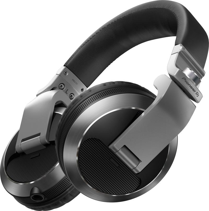 Pioneer DJ パイオニア ヘッドホン HDJ-X7-S(シルバー)【送料無料】