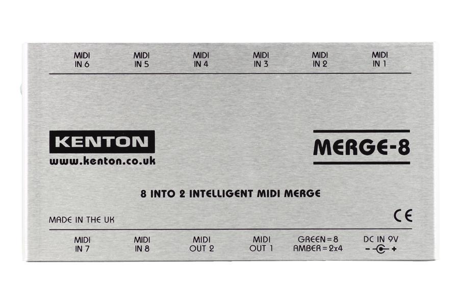 KENTON MERGE-8 【送料無料】【 スタジオクオリティ向上計画 】