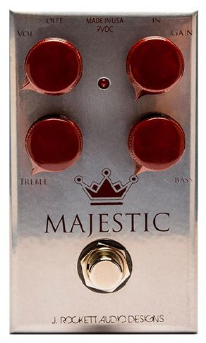 J Rockett Audio Designs (JRAD) Majestic (マジェスティック)【送料無料】