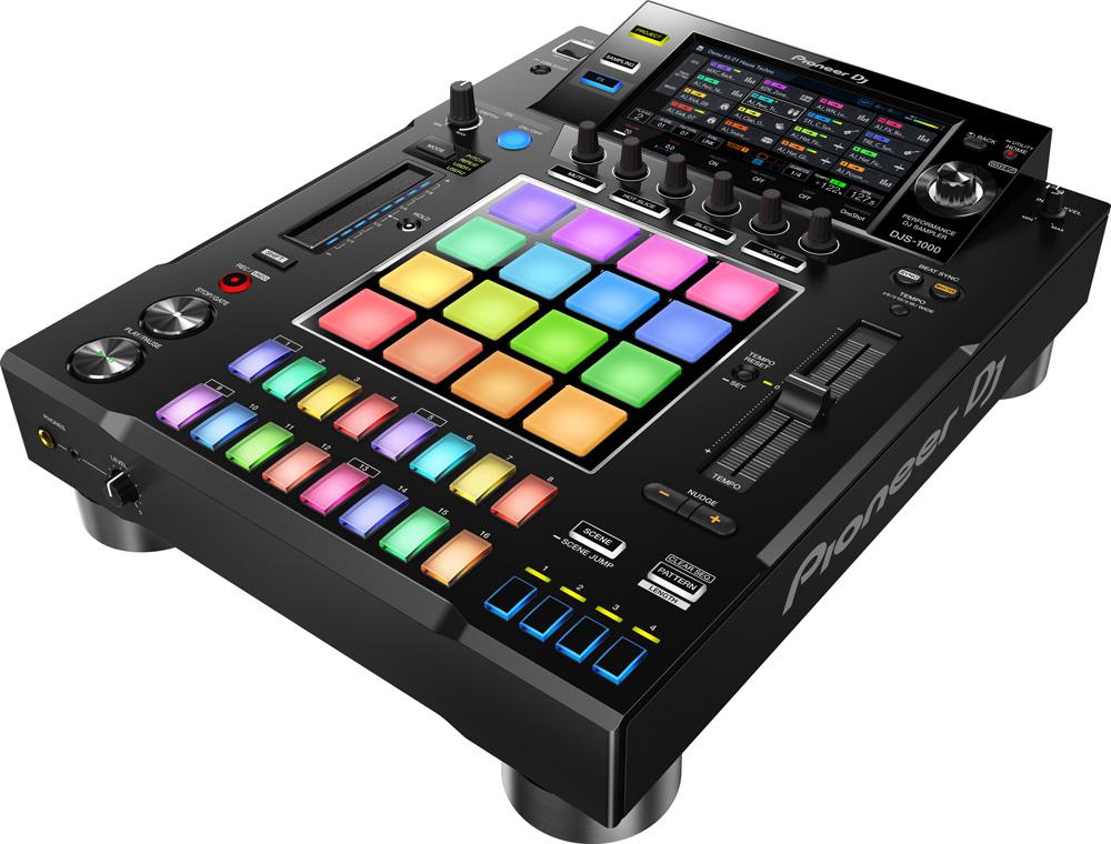 Pioneer DJ SAMPLER パイオニア パイオニア DJS-1000 - PERFORMANCE DJ SAMPLER - -【送料無料】【送料無料】, フォーチュンプラザ:894df187 --- bistrobla.se