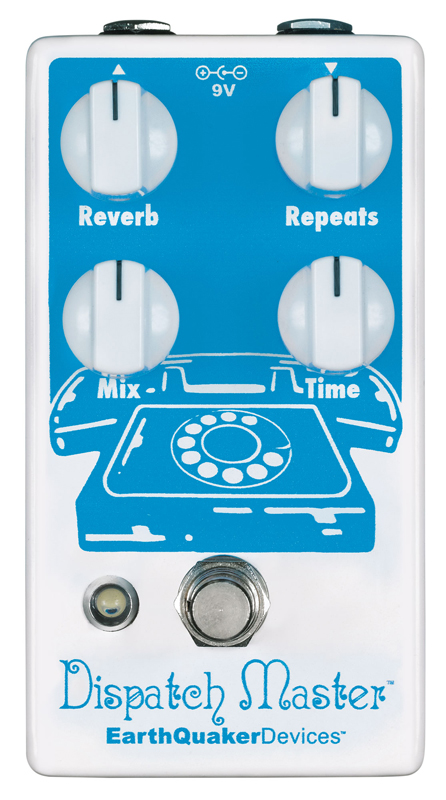 EarthQuaker Devices / Dispatch Master Delay & Reverb 【送料無料】