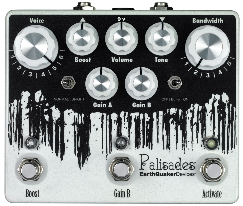 EarthQuaker Devices / Palisades Mega Ultimate Overdrive 【送料無料】