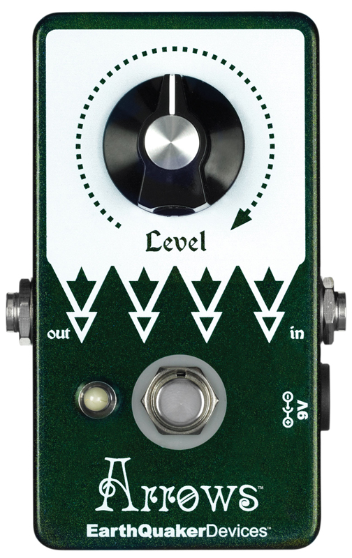 EarthQuaker Devices / Arrows Preamp Booster 【送料無料】