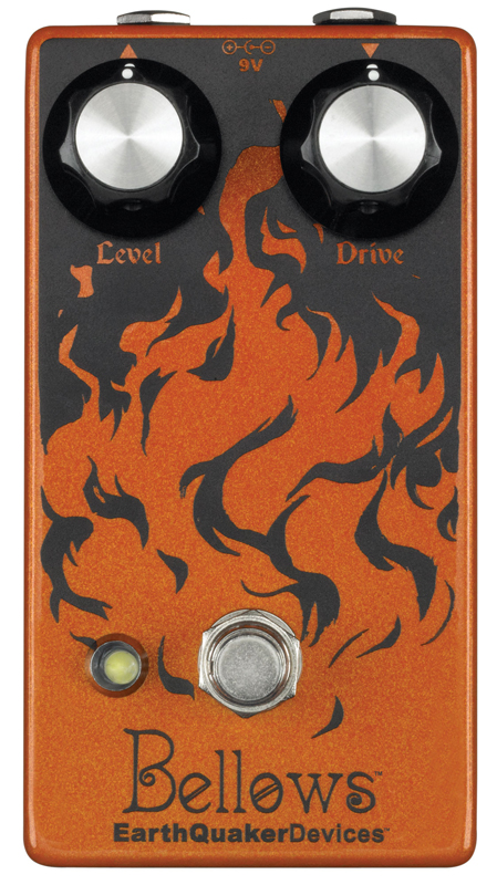 EarthQuaker Devices / Bellows Fuzz Drivers 【送料無料】