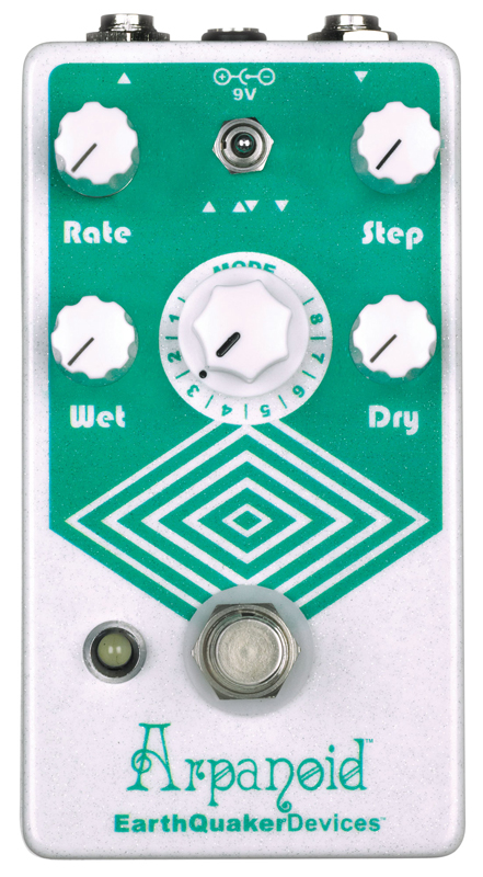 EarthQuaker Devices / Arpanoid Polyphonic Pitch Arpeggiator 【送料無料】
