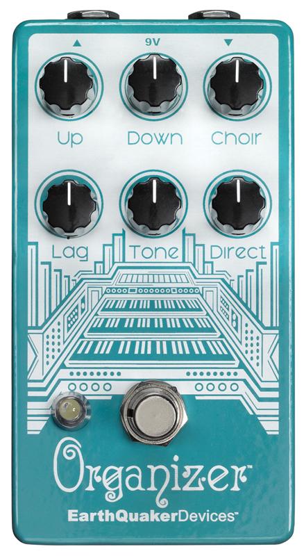 EarthQuaker Devices / Organizer Polyphonic Organ Emulator 【送料無料】